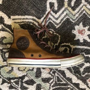 Converse Suede Chuck Taylor All Star High-Tops